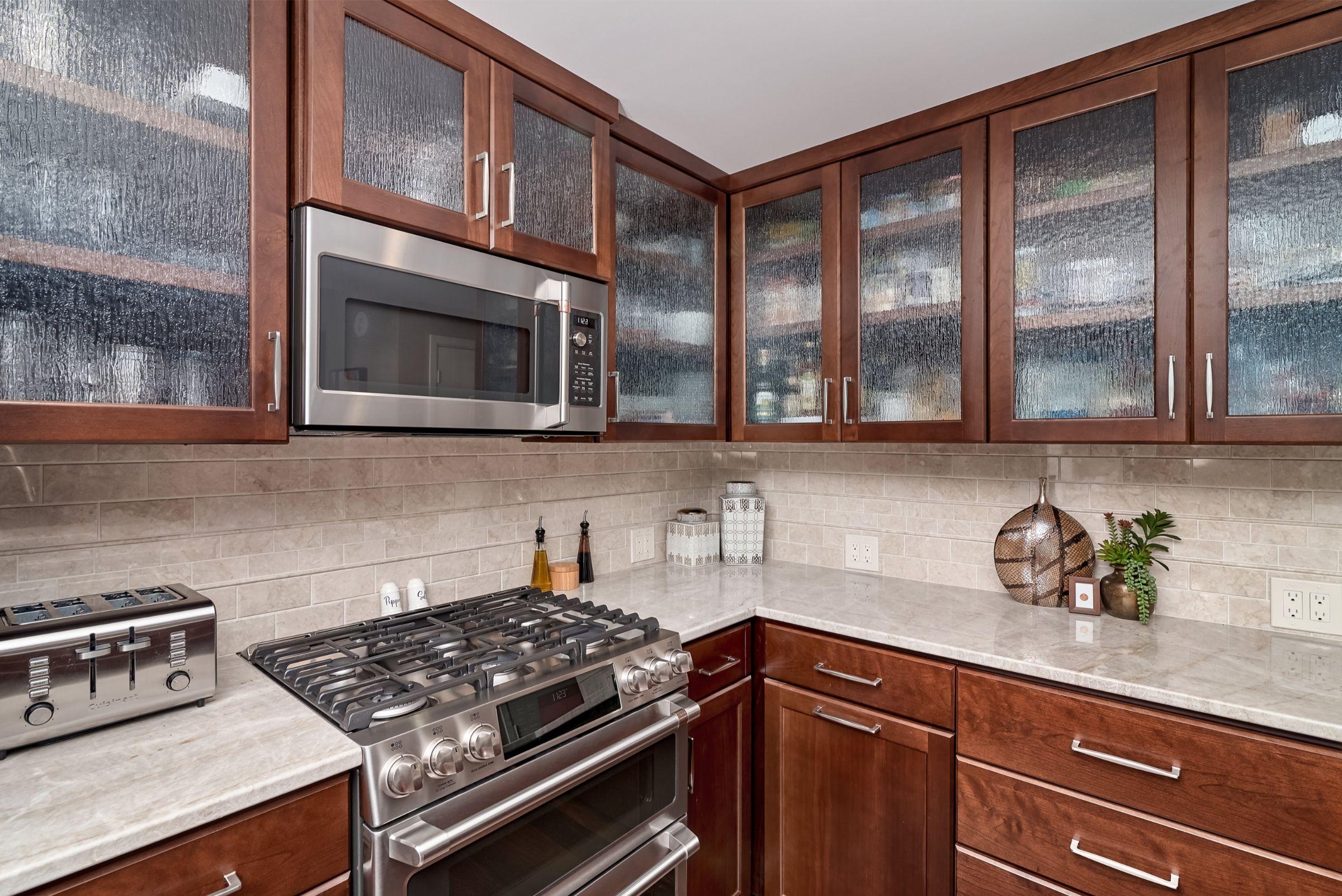 Town Lake Craftsman Kitchen Remodel